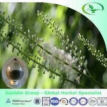 Factory supply Black Cohosh extract/P.E powder/Vernonia aspera(Roxb.) Buch.-Ham./Triterpenoid saponis