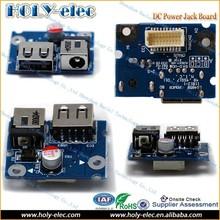 DC Power Jack Charging Port Socket USB Blue Board For Lenovo G480 G580(PJ622)