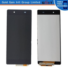 Original full front LCD display touch screen digitizer for sony for xperia Z2 lcd assembly with touch screen