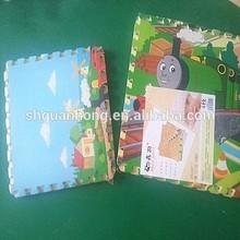 Eco-friendly Foam Puzzle Mat/Foam Puzzle Play Mat For children/environmental eva play floor puzzle