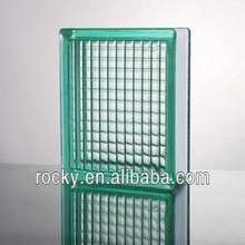 Qingdao Rocky high quality low price 190*190*80mm 145*145*80mm crystal glass block