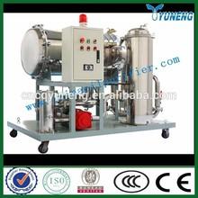 High Qualified Turbine Lubrication Oil Refining Equipment
