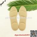cuidados de saúde quente espuma térmica orthotic palmilha de calçados