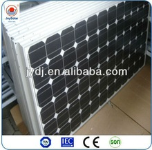 mcs approved monocrystalline 120watt to 400w solar panel in poly
