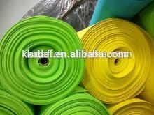 non-toxic recycled sponge foam sheet/roll high quality eva/pe/epe foam