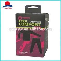 Hot Sale Custom Hanger Packaging Box