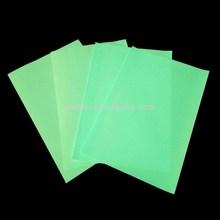 Glow in dark a4 paper
