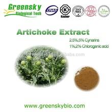 artichoke extract,5% cynarin, cynarin artichoke extract