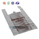 Strong shopping grocery tote bag fresh vegetables packaging plastic bag