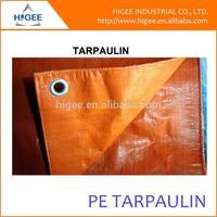 high quality best seller orange tarp for pool