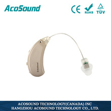 AcoSound Acomate 220 RIC Digital hearing aid BTE sound amplifier hearing aid