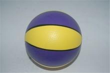 6'custom colorful rubber basketball/Custom Rubber Basketball