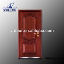 piece wrought iron/roller security shutters/steel wooden door