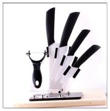 All kinds of high quality and widely used ceramic knife set kitchen