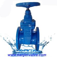 Lituo manuturer rising stem gate valve long stem gate valve