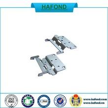 High Grade Certified Factory Supply Fine Powder Coated Aluminum Sliding Door