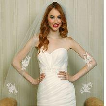 Bridal veil accessories wholesale agents a new generation of fat Korean lace veil bridal veil