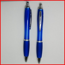 Blue black and red refill ball-point pen