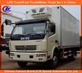 Chine camion frigorifique, camion frigorifique dongfeng 120hp