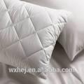 su geçirmez pamuk fermuarlı yastık kabuk yastık koruyucu