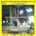 de gran capacidad automático completo planta procesadora de yuca