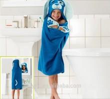 animal hooded baby bath towel wholesale