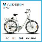 2015 electric bike/urban bicycle/road bike with 36v10ah lithium battery, bafang 8fun motorcycle