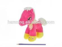 New design stuffed plush horse toys