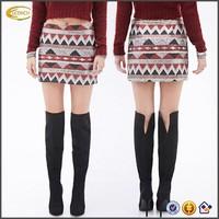 Ecoach short skirt China manufacturer high quality OEM service wholesale custom hot girls short skirt 2014