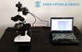 La medición& instrumento de análisis de microscopio metalúrgico