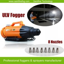 2L portable electric ulv cold disinfecting fogger