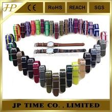 20mm,22mm watch strap,colorful /nato nylon strap watch ,changeable nylon watch strap