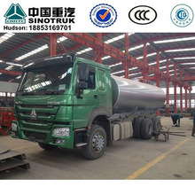 SINOTRUK 6X4 HOWO Water tank truck