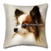 customer design digital printing cushion cover