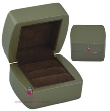 hot selling beautiful antique wooden gift ring box