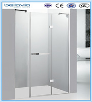 square shower enclosure,free standing shower enclosure,glass shower enclosure