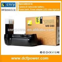 Original Camera Battery grip MB-D80 for Nikon D80 D90 high quality