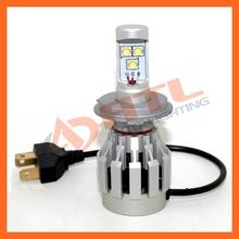 30w 3000LM H4 car led headlight bulb better than Xenon HID kit