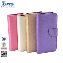 2015 pu case leather pouch for iphone 4