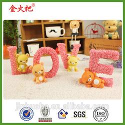 Latest Custom Resin Valentine's gifts for souvenir