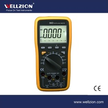 VICTOR 86D,ce multimeter with frequency test, 3 5/6 digits