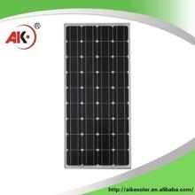 Newest best solar panel 150w mono,monocrystalline solar panel