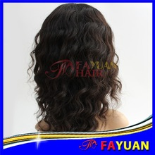 Best selling 100% Virgin indian remy full lace wigs