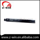 Z-WIN Custom high quality strip type black anodized aluminum cnc parts