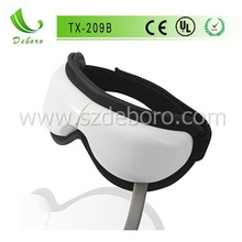 Multi Frequency Folding Air Pressure Eye Massager with Music TX-209B