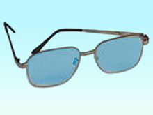 x ray medical radiation protective lead glasses