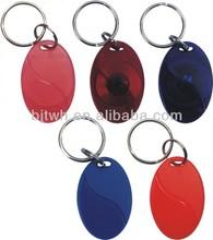 RFID TK4100 key rings fobs
