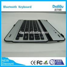 2014Classical foldable bluetooth keyboard for mini iPad