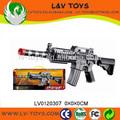 Operado a bateria toy polícia gun set, Realista toy guns venda