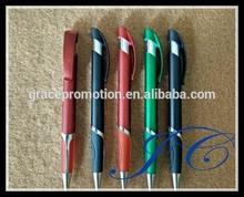 Best selling Plastic ball pen gift MOQ5000pcs factory b-527